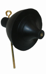 Larsen Supply 04-1519 Toilet Tank Ball With Centering Guide Tip
