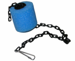 Larsen Supply 04-1525 Toilet Flapper Chain With Foam Float,Fits Kohler