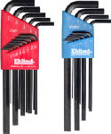 Eklind Tool 10222 22-Piece Combination Hex-L Key Set
