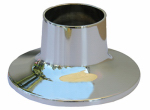 Larsen Supply Co 03-1623 Price Chrome Lavatory Wide Flange