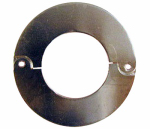 Larsen Supply 03-1563 Chrome Plated,Floor & Ceiling,Split Flange,Fits 2-Inch Iron Pipe,Carded