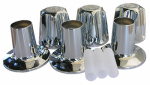 Larsen Supply 01-9161 Price Pfister, Three Valve, Chrome, Verve, Trim Set
