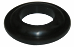 Larsen Supply 02-3081 Rubber,Mack Gasket For Lavatory Drains,2-Inch od X 1-1/4-Inch id,Carded