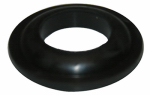 Larsen Supply 02-3083 Rubber,Mack Gasket For Lavatory Drains,2-3/8-Inch od X 1-1/4-Inch id,Carded