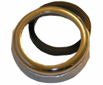 Larsen Supply 03-1819 1-1/4-Inch,Chrome Plated ,Slip Joint Nut With Washer,Carded