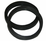 Larsen Supply 02-2251 Rubber,1-1/4- Inch,Slip Joint Washers,Carded
