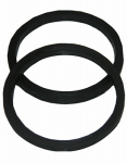 Larsen Supply 02-2255 Rubber, 1-1/2 - Inch,Slip Joint Washers,Carded