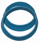 Larsen Supply 02-2291 Vinyl,1-1/4-Inch Solution Slip Joint Washers,Carded