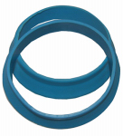 Larsen Supply 02-2293 Vinyl,1-1/2-Inch Solution Slip Joint Washers,Carded