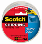 3M 3850 1.88-Inch x 54.6-Yard Clear High-Performance Packing Tape