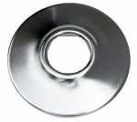 Larsen Supply 03-1531 Sure Grip, Chrome Plated Shallow Flange,Fits 2-Inch Iron Pipe,Carded Sure Grip,Shallow Chrome Plated Flange,Fits 3/8-Inch Iron Pipe,Carded
