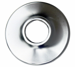 Larsen Supply Co 03-1533 1/2'' Chrome Shallow Flange - 6 Pack