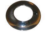 Larsen Supply 03-1539 Sure Grip, Chrome Plated shallow Flange,Fits 1-1/4-Inch Iron Pipe,Carded