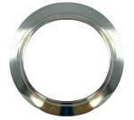 Larsen Supply Co 03-1543 2'' Chrome Shallow Flange