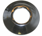 Larsen Supply 03-1547 Sure Grip,Chrome Plated Shallow Flange,Fits 1-1/4-Inch Outside Diameter Tubing,Carded