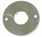 Larsen Supply 03-1555 Chrome Plated,Floor & Ceiling,Split Flange,Fits 3/4-Inch Iron Pipe,Carded