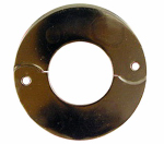 Larsen Supply 03-1559 Chrome Plated,Floor & Ceiling,Split Flange,Fits 1-1/4-Inch Iron Pipe,Carded