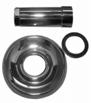Larsen Supply 0-2989 Delta, Tub & Shower Tube & Flange