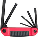 Eklind Tool 25611 Large Fold-Up Hex Key Set