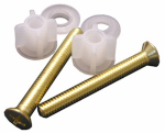 Larsen Supply 14-1069 Brass Toilet Seat Bolt
