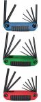 Eklind Tool 25024 SAE/Metric/Torx Key Set