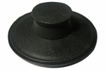 Larsen Supply 39-9013 Insinkerator Black Plastic Waste Disposal Stopper