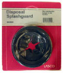Larsen Supply 39-9003 Insinkerator Waste Disposal Splash Guard