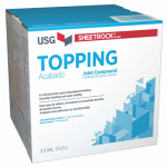 US Gypsum 385236 48LB Carton Topping Joint Compound