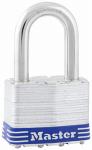 Master Lock 5DLF 2-Inch Laminated Steel 4-Pin Padlock