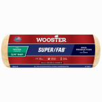 Wooster Brush R241-9 Super/Fab Roller Cover 3/4-Inch Nap, 9-Inch