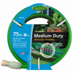 Teknor-Apex 669133 Nylon-Reinforced Garden Hose, 5/8-In. x 75-Ft.