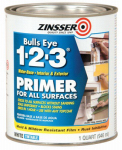 Zinsser & 2004 Bulls-Eye 1-2-3 Primer Sealer/Stain Killer, Qt.