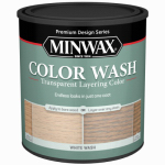 Minwax The 61860 White Washer or Washing Pickling Wood Stain, 1-Qt.