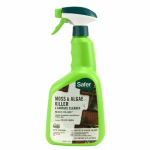 Woodstream 5325-6 Moss & Algae Attack Cleaner, 32-oz.