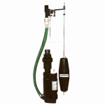 Bur Cam Pumps 300402 Sump Buddy Back-Up Pump, Non-Electric