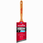 Wooster Brush 4174-3 Ultra/Pro Firm Lindbeck Angle Sash Paintbrush, 3-Inch