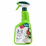 Woodstream 5452 3-in-1 Organic Garden Spray, 32-oz.
