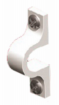 Closetmaid 756100 12-Count Concrete Stud U-Shaped Shelf Clips