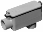 Thomas & Betts E986GR PVC Access Fitting, Type LB, 1-1/4-In.