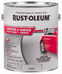 Rust-Oleum 225359 Concrete Floor Paint, 1-Gallon Gray Base