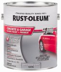 Rust-Oleum 225380 Concrete Floor Paint, Battleship Gray , 1-Gal.