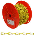 Apex Tools Group PD0722087 2/0 Yellow Double Chain, 50', Sold In Store by the Foot