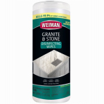 Weiman Products 94 Granite Wipes, 30-Ct.