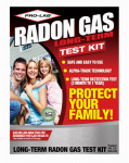 Professional Lab RL116 Radon Gas Test Kit