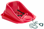 Erapro 626 Red Infant & Toddler Pull Sled - 6 Pack