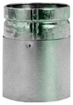 "Selkirk 103081 Type ""B"" gas Vent Round Pipe 3-Inch Universal Adapter - Male"