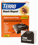 Woodstream M256 Roach Magnet Trap, 12-Pk.