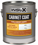 Benjamin Moore & Co-Insl-X CC4560099-04 Trim And Cabinet Enamel, Satin Tint Base. 1-Qt.