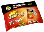Grabber Warmers HWPP10 Hand Warmers, 10-Pk.