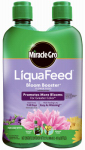 Scotts Miracle Gro 1004043 Liquafeed Bloom Booster, 12-9-6, 2-Pk.